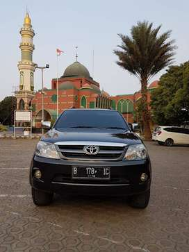 Cash atau Credit DP Murah Toyota Fortuner G Luxury 2005