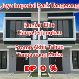 Perumahan Jaya Imperial Park Tangerang