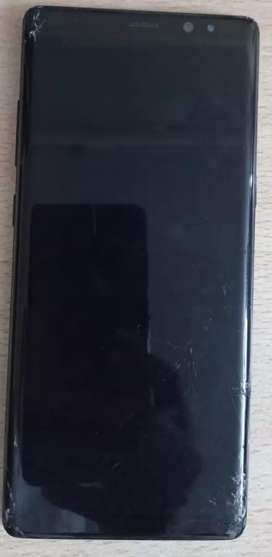Samsung galaxy note 8 pta approved panel damage