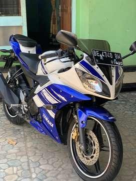 Yamaha R15 V.2 tahun 2015 kondisi muluss total