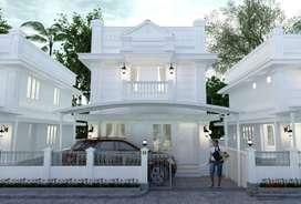 individual spacious villa in koottupatha