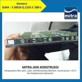 Siemens - SLMA - S 30810 Q 2191-C 300-1 Baugruppenmodul - 24Port