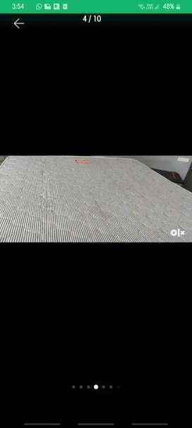 Kurlon  king size bonnel spring mattress