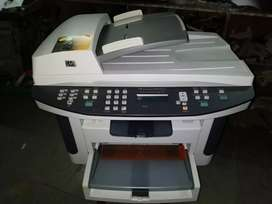 HP LaserJet m1522nf mfp printer