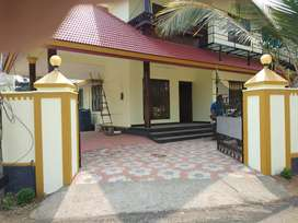 4bhk well Painted double story near rajagiri hospital
