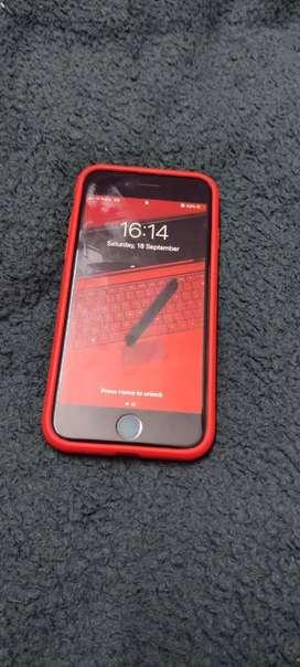Iphone 7 128 gb matt black
