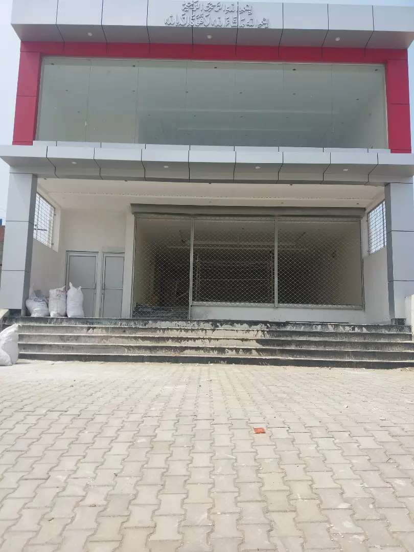 Commercial Paza Brand New available for Rent 0