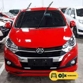 [Mobil Baru] Daihatsu Ayla 2019 DP 8 Jtan Untuk PNS