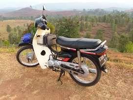 Honda astrea prima 89 hitam