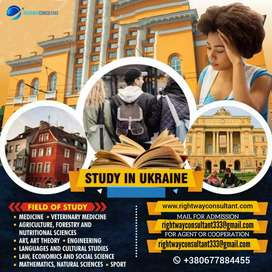 Study, Work and P.R Residency of Ukraine EU