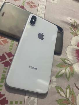 Swapped Iphone X 64gb white perfect condition