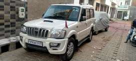 Mahindra Scorpio 2014 Diesel 62000 Km Driven