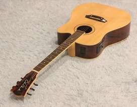 Gitar Akustik elektrik coleclark sypruce maple