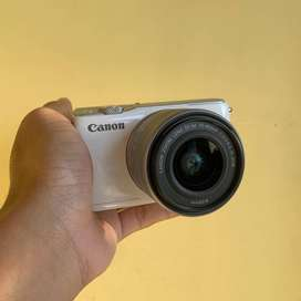 Canon M10 Kit Fullsetbox super kinyis