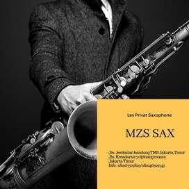 Ingin bisa bermain musik saxophone?