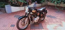 Royal Enfield Standard old model