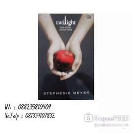 Buku sastra Twilight