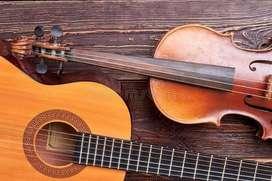 Violin / guitar class