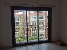 2bhk unfurnished flat for rent in Porvorim(pinto gated complex)