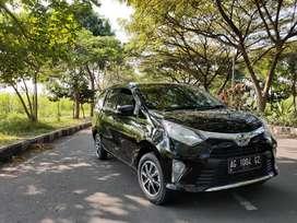 Toyota Calya G automatic 2016 tt sigra avanza xenia livina ertiga