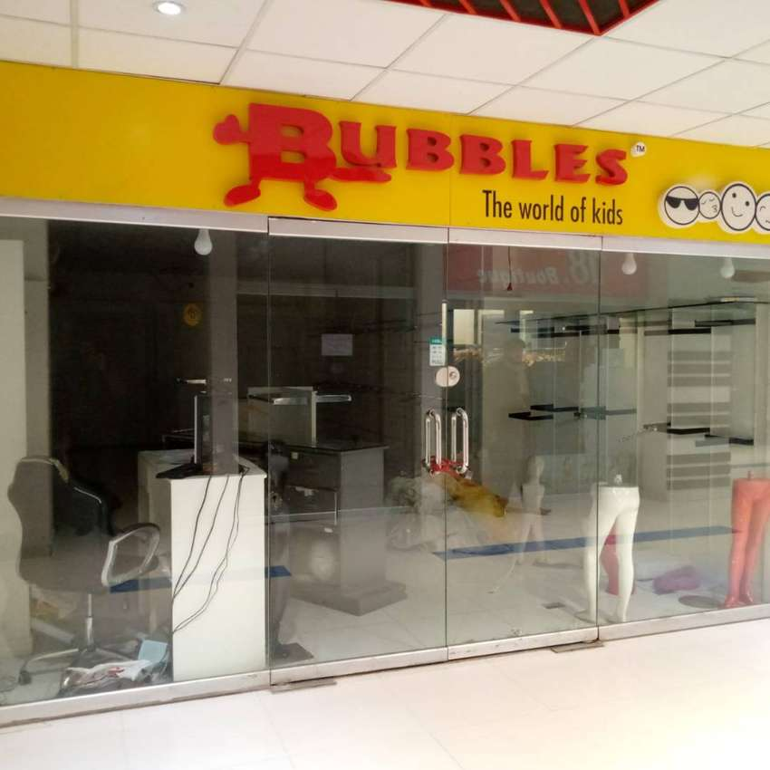Commercial Shop# 201 Available For Sale in United Mall 0