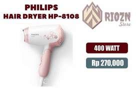 PHILIPS HAIR DRYER HP-8108 PENGERING RAMBUT