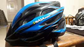 Nasa sports helmet for bicycle