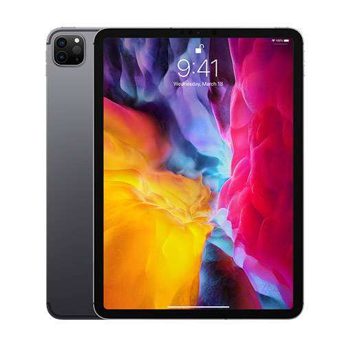 iPad Pro 2020 11-inch 256GB, Wi-Fi + Cellular, FaceTime – Space Grey..
