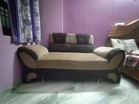 2 piece  sofa set 5 seater