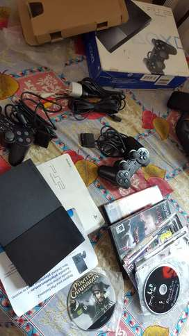 Sony play station 2(slim) ps2