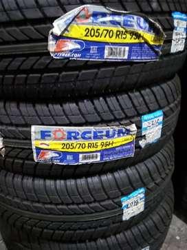 Kredit Ban Mobil Cicilan 0% Ukuran 205-70 R15 FORCEUM EXP