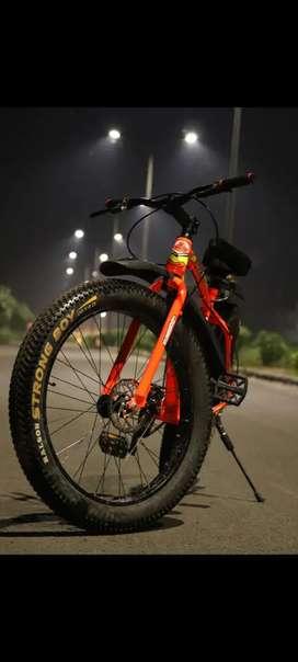 Sunbird hulk fat tyre bicycle