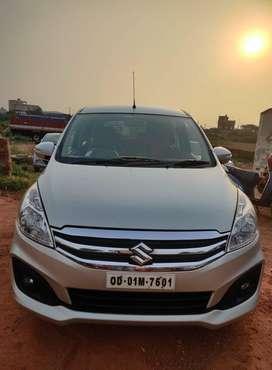 Maruti Suzuki Ertiga SHVS VDI Limited Edition, 2017, Diesel