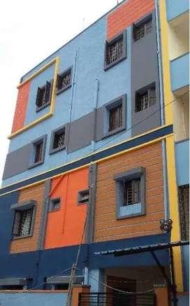 2BHK -Ground floor for rent @madhavaram nagar colony,Kukatpally