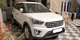 Hyundai creta 1.6 L SX plus