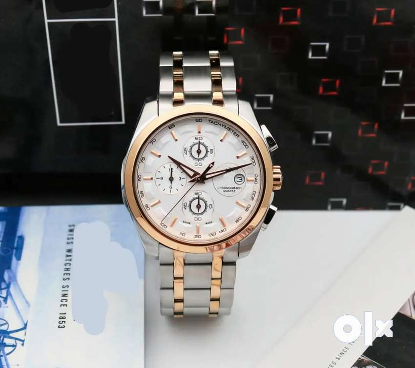 Refurbished premium chain watch CASH ON DELIVERY price negotiable hrry