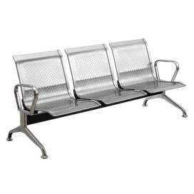 Waiting Chair Quality Material - Low price - Lahore