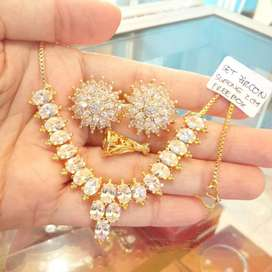 KALUNG SATU SET ANTING
