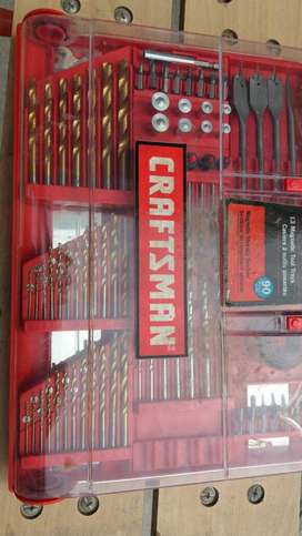Craftsman Drills Set