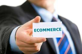 Male/ Female ecommrece online sales agents required