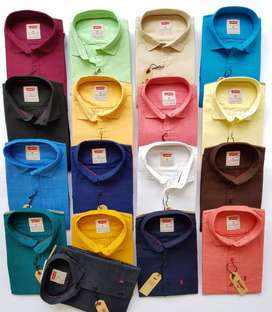 Premium shirts only for wholesale stock