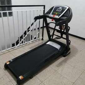 Treadmill elektrik tipe moscow m1 best produk ( gratis pengiriman)