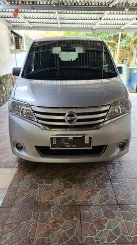 Nissan Serena 2013 Bensin