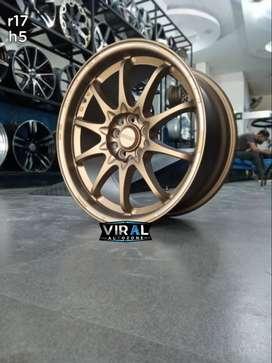 velg racing terbaru ring 17 type ce28 untuk ertiga rush brv civic r17
