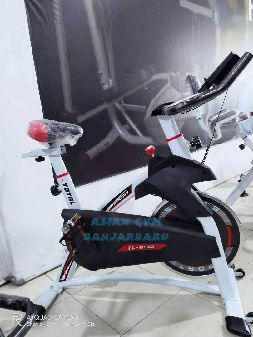 Ready sepeda statis spining bike kualitas dijamin 0