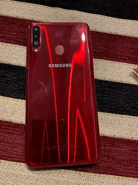 Brand new Samsung A20s for Sale - only used for a week.