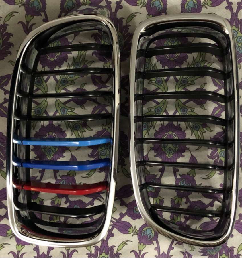 BMW 3 Series 318i 2016 onwards front grill sporty look 0