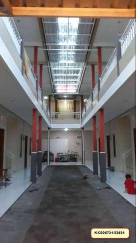 Kost 20 kamar murah dekat kampus UNRIYO