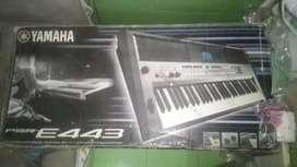 Keyboard baru psr e 442