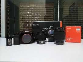 Dijual Camera Mirrorless Full Frame Sony A7 Mark 1 Bekas
